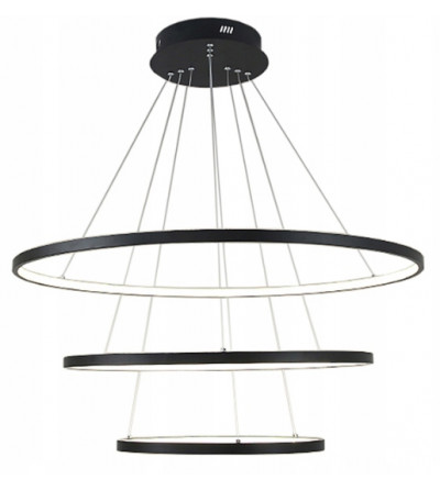SILVA IV lampa wisząca ring...